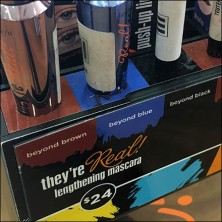 Ultra Beauty Color Coded Mascara & Eyeliner Feature