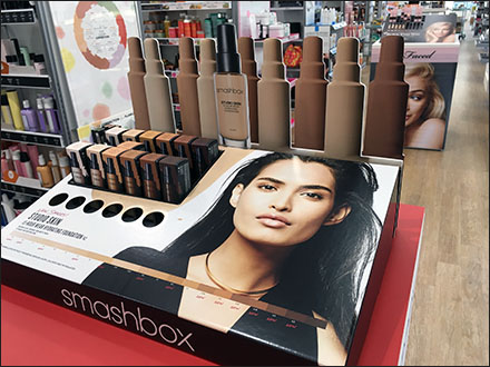 Ultra Smashbox Flat Dimensional POP Display Main2